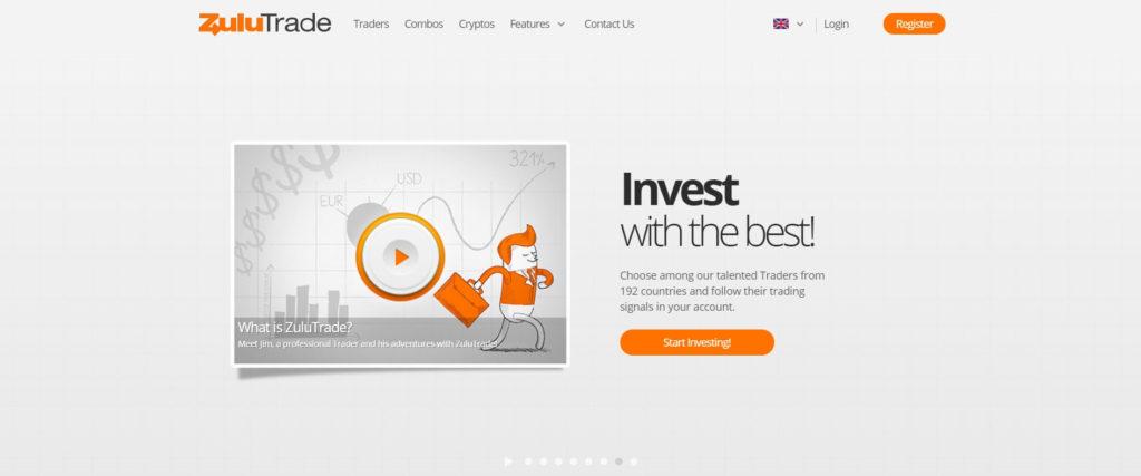 zulutrade investing