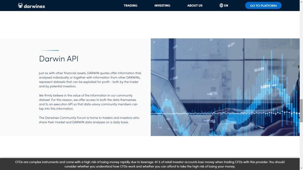 darwinex api webpage