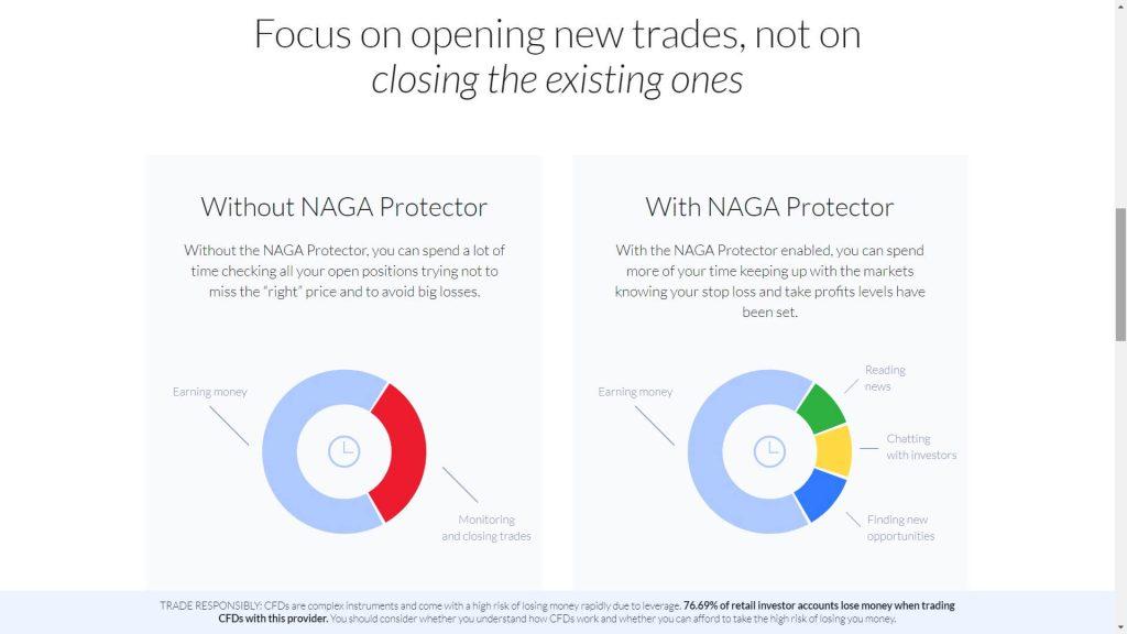 naga protector webpage