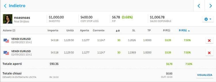 replicated trades portfolio etoro