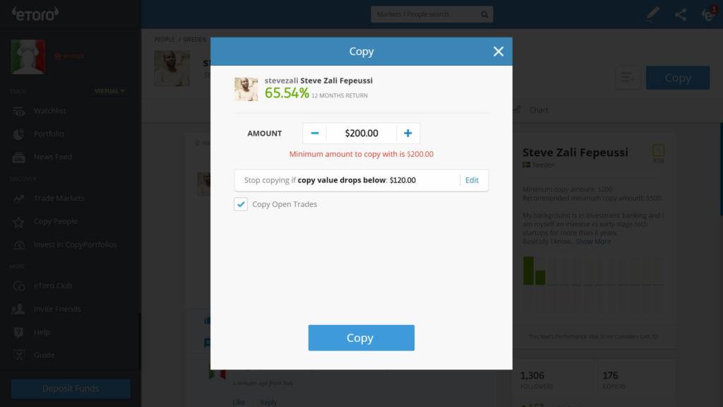 etoro platform copy trading inferface
