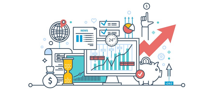 social trading market partecipants