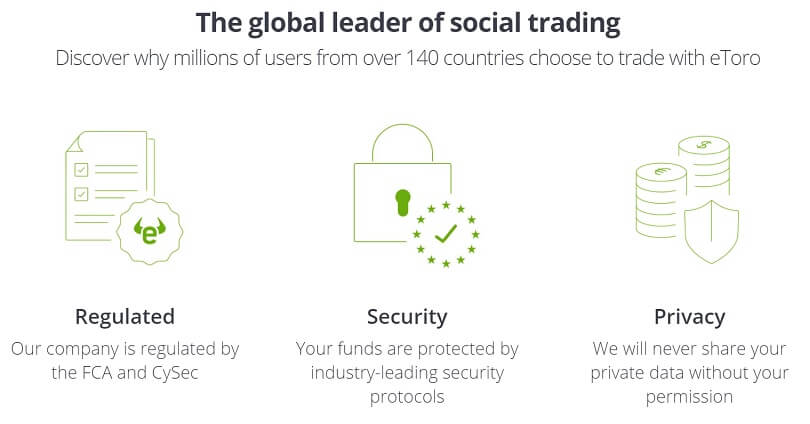 Why it is safe to trade with etoro